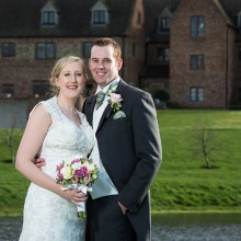 Gemma & Mike, The Old Hall Ely, 21st March 2014