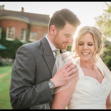 Gemma & Tom at Hedingham Castle