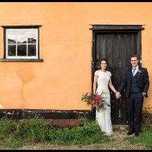 Mandy & Jack at Blackthorpe Barn