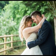Becca & Isaac at Burleigh Hill Farm
