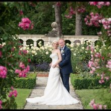Natalia & Bud at Longstowe Hall