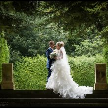 Sarah & Steven at Stoke Rochford Hall