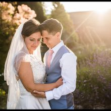 Kirsty & Matthew at Whaplode Manor