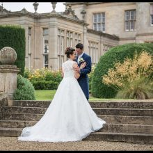 Emma & Matt at Stoke Rochford Hall