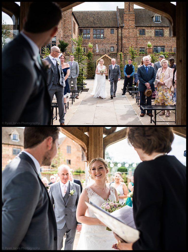 Old Hall Wedding