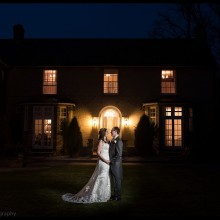 Kate & Daniel at Quy Mill