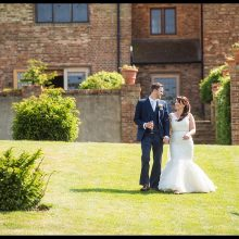 Kayliegh & Adam at The Old Hall