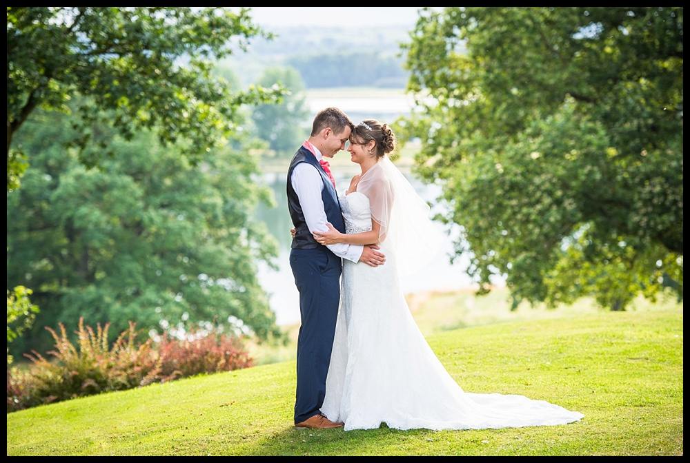 Katie & David at Barnsdale Hall