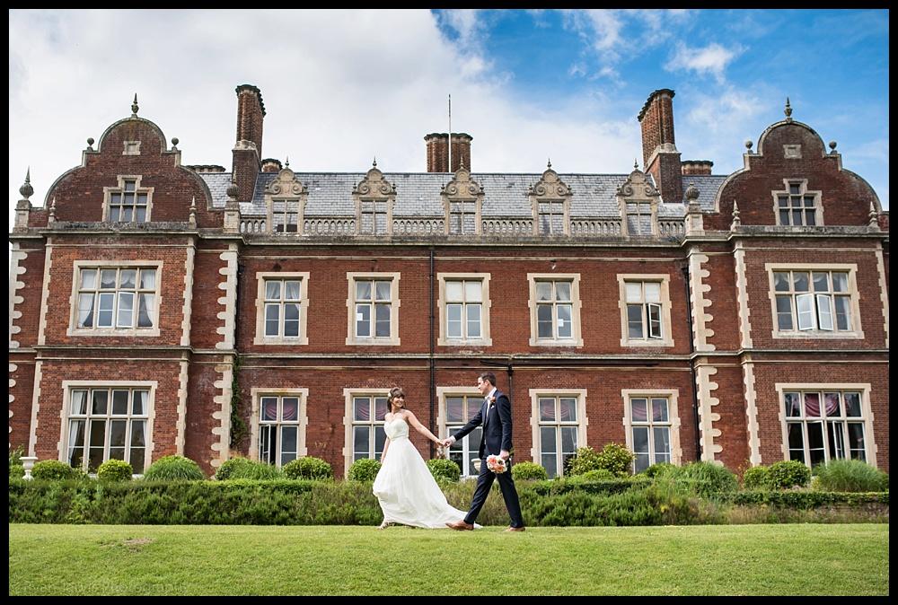 Hannah & James at Lynford Hall