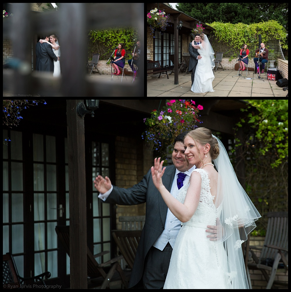 Minstrel Court Wedding
