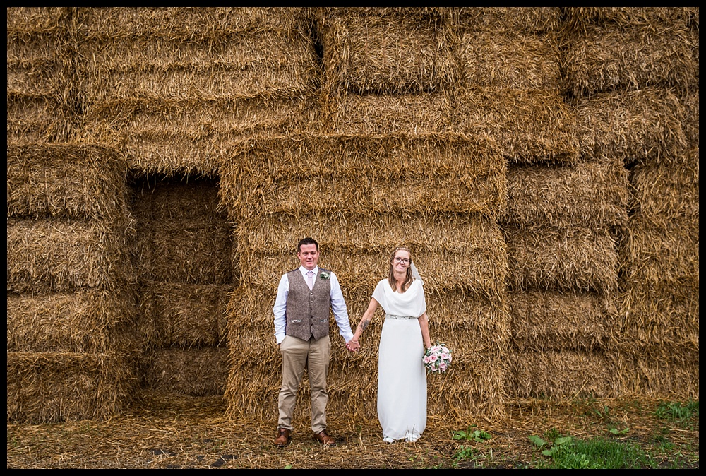 Jen & Nathan at Burleigh Hill Farm