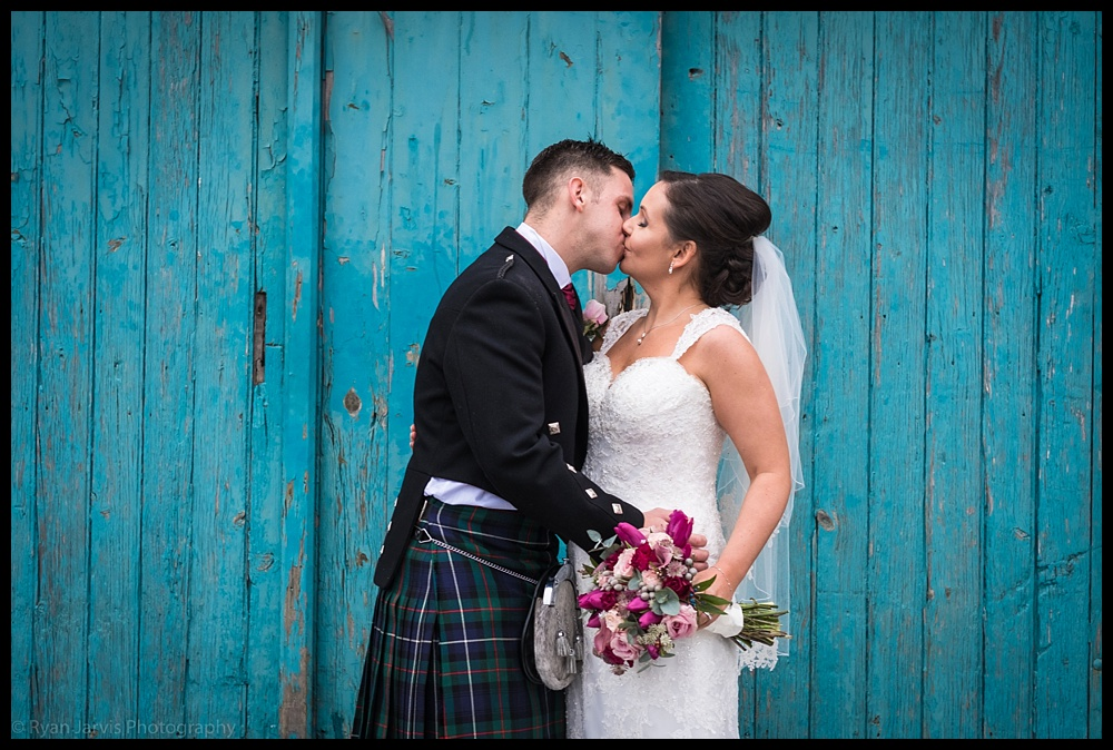 Katie & Ross at King's Lynn Town Hall