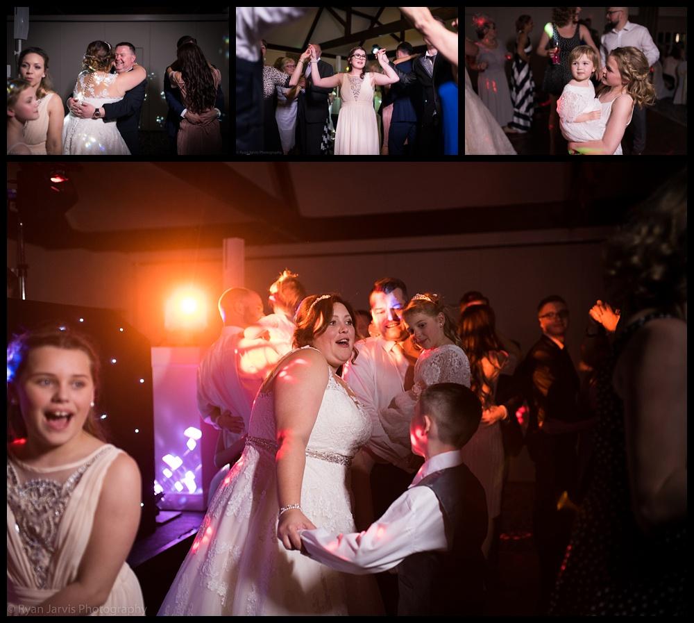 Haycock Wedding
