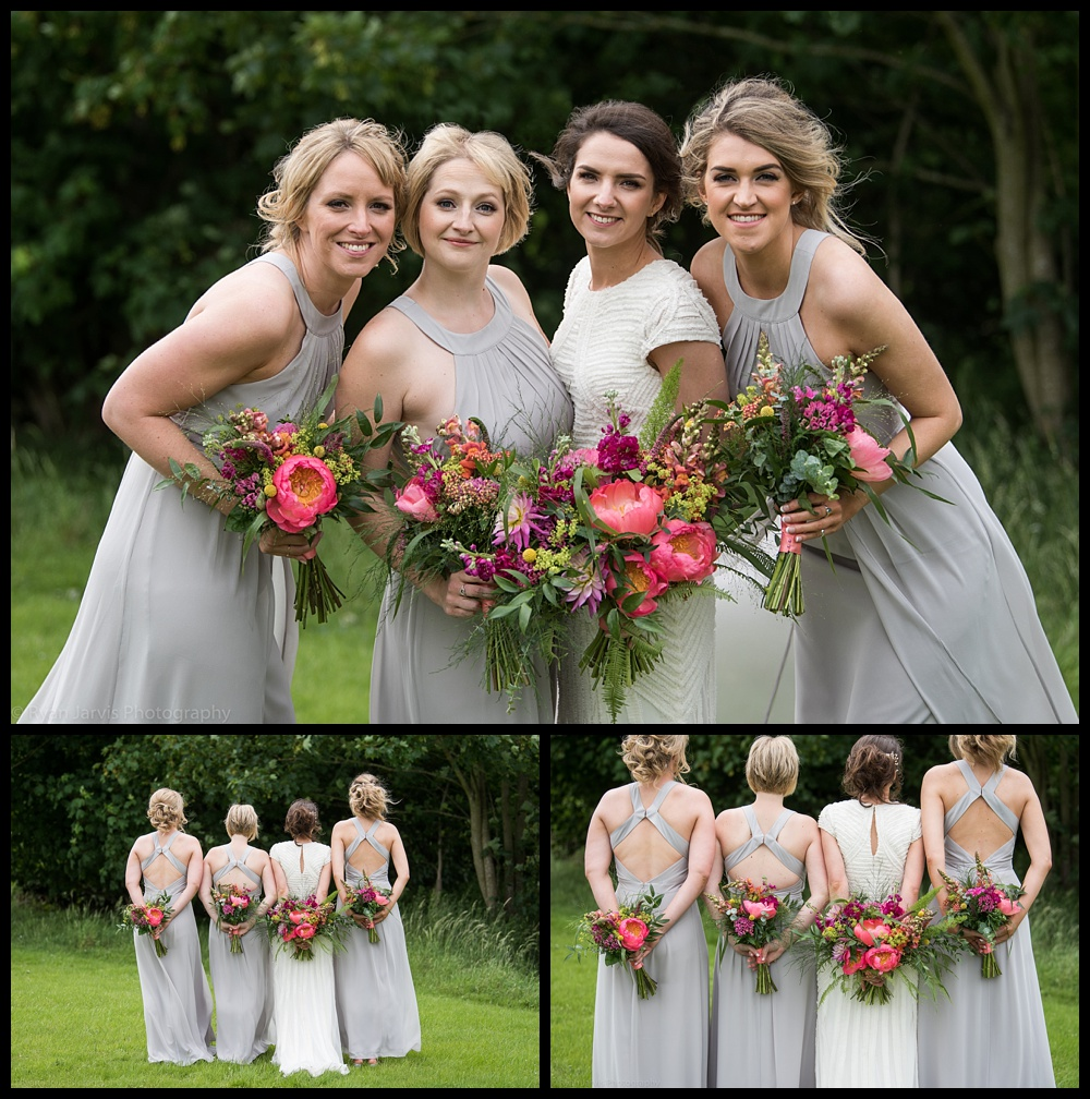 Blackthorpe Barn wedding