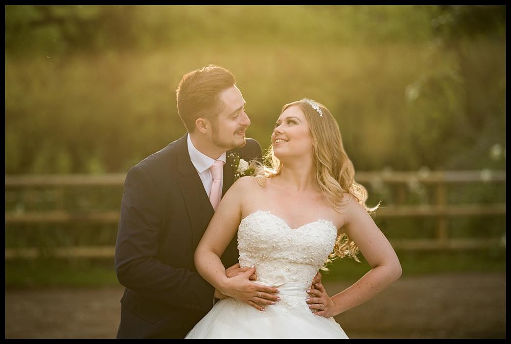 Burleigh Hill Farm wedding