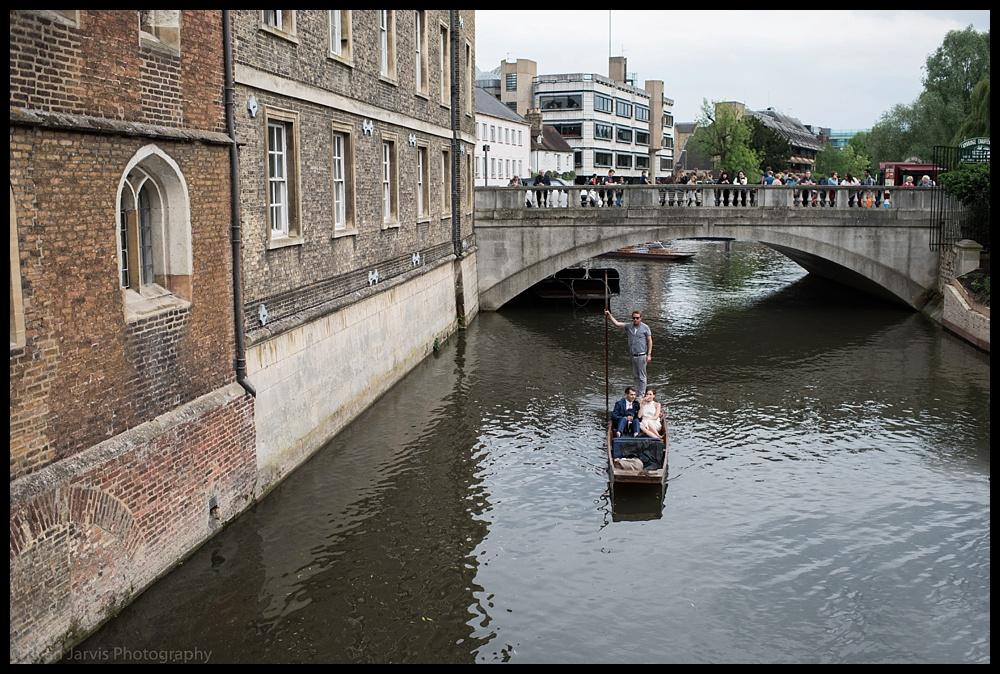 Kate & Trevor in Cambridge