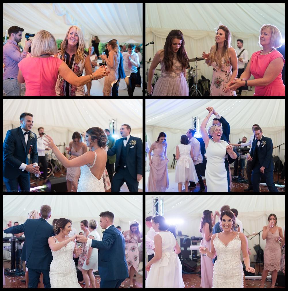 Falcon wedding