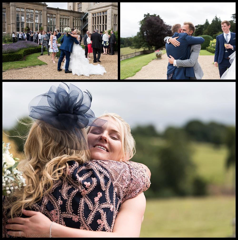 Stoke Rochford Hall wedding
