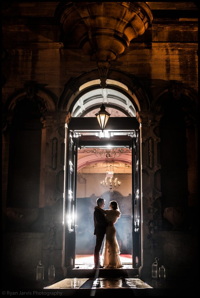 Victoria & Andrew at Stoke Rochford Hall