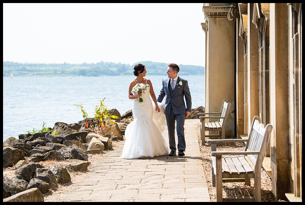 Rutland Water Golf Club wedding
