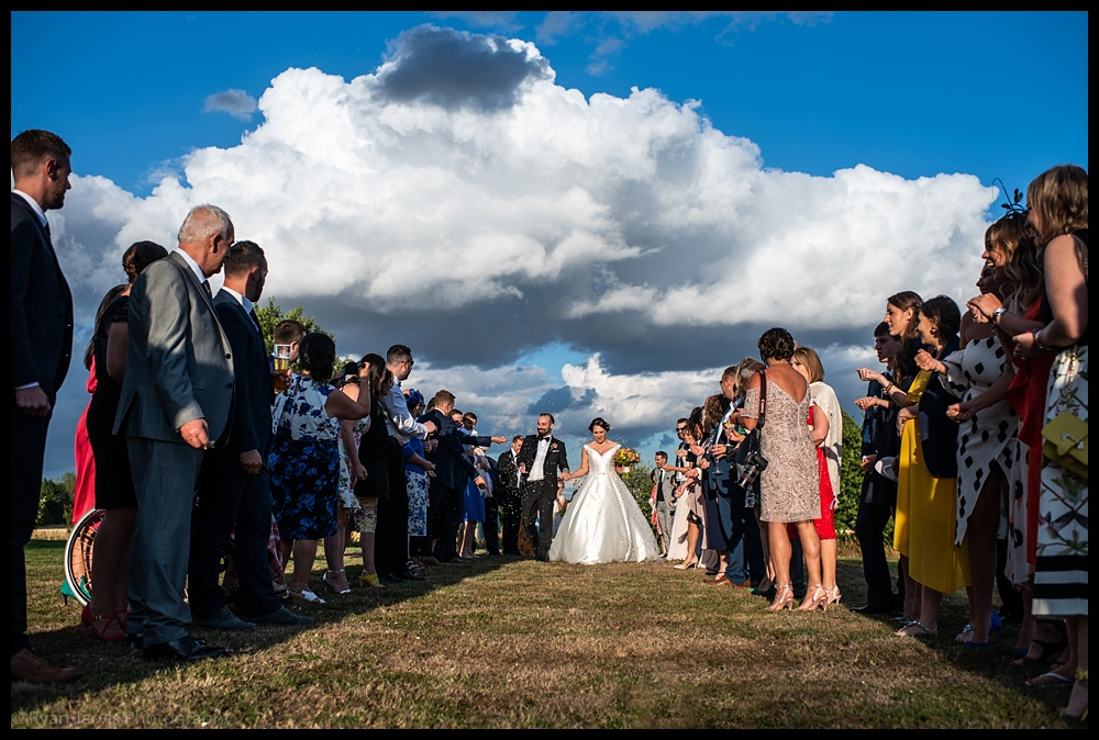 Melissa & Gianni at Stubton Hall