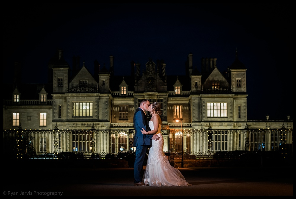 Stoke Rochford Hall wedding