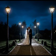 Sarah & Adam at Toft Country House