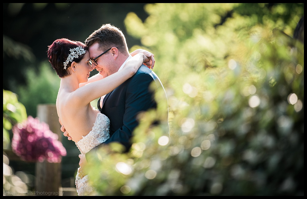 Sarah & Jack at Bassmead Manor Barns