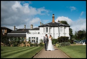 Beford Lodge wedding