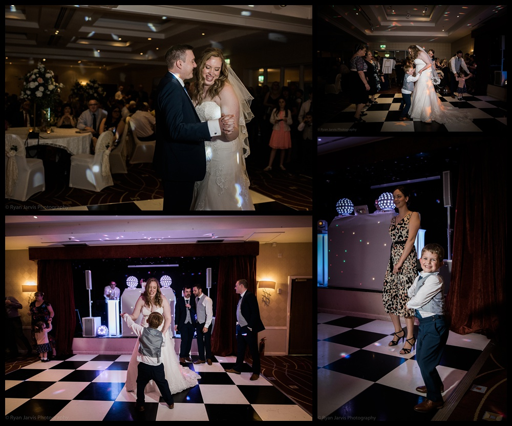 Peterborough Marriott wedding