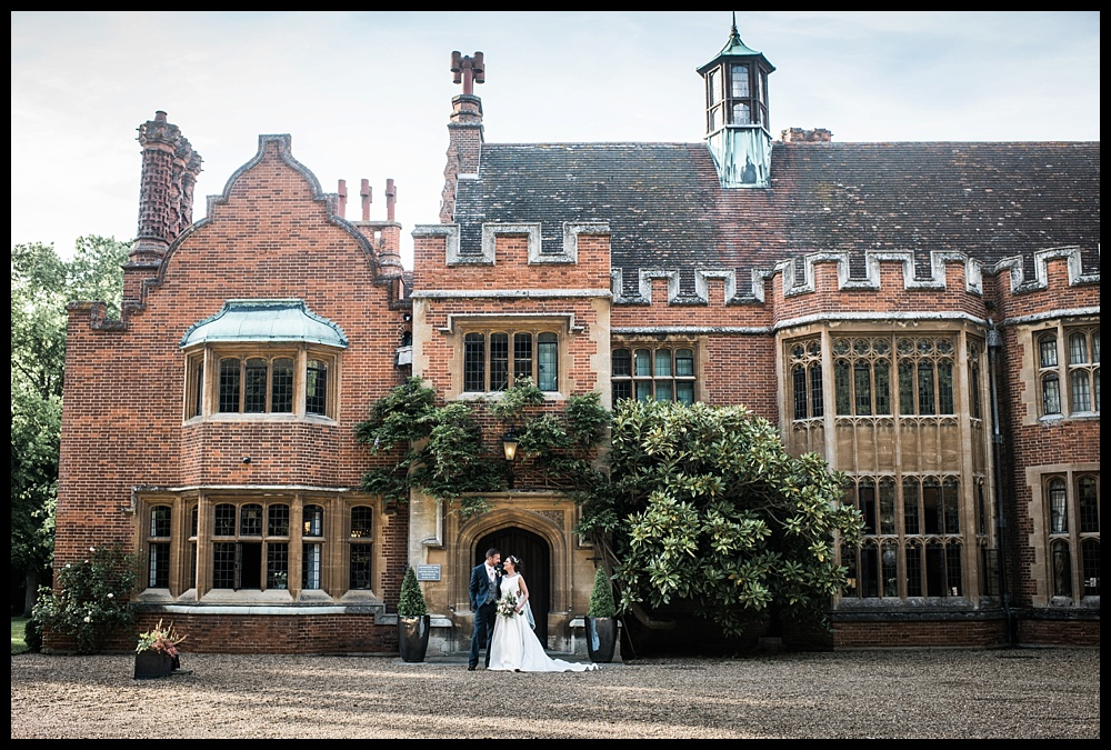 Amy & Rob at Lanwades Hall