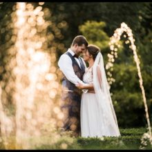 Katie & Josh at Woodhall Manor