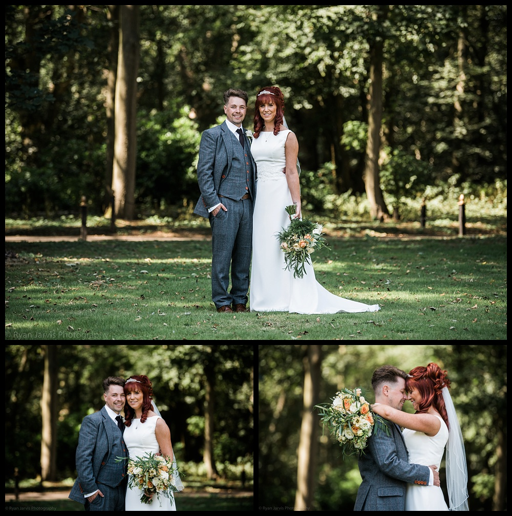 Ravenwood Hall wedding