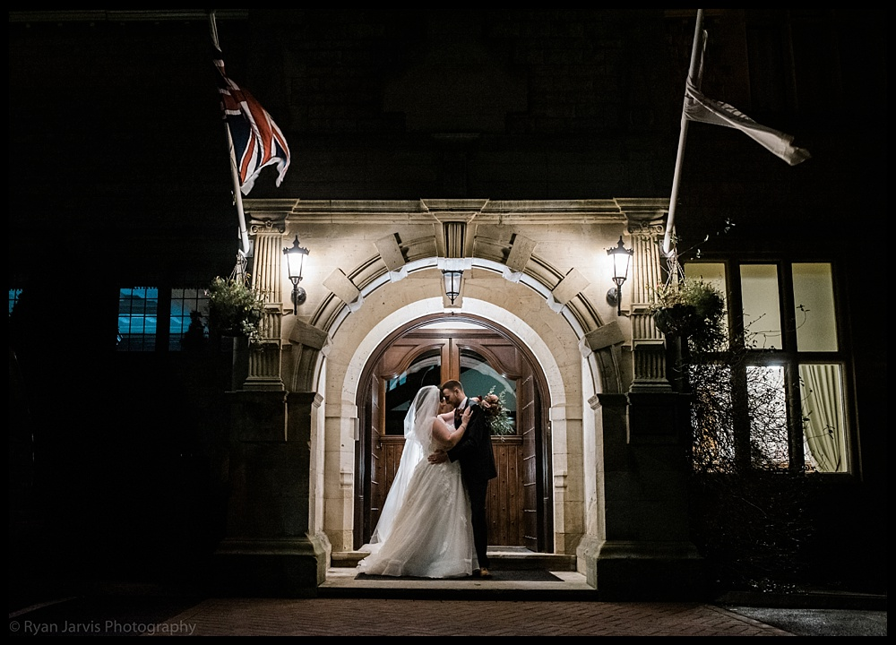 Zoe & Matt at Barnsdale Hall
