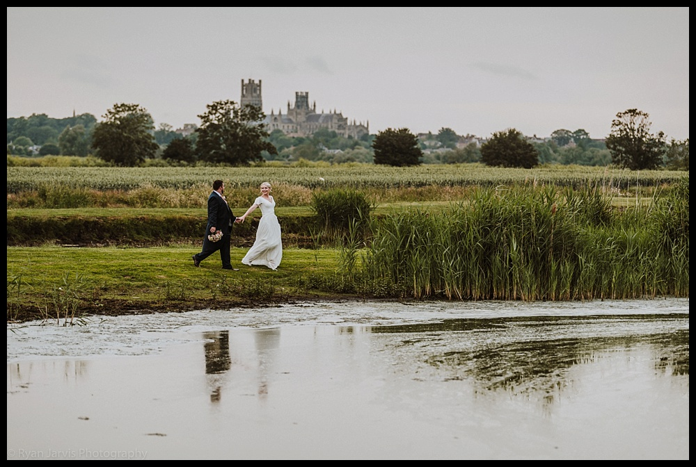 Gemma & Thomas at The Old Hall, Ely